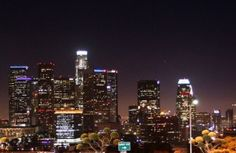 Los Angeles, CA Can't believe I'll be living there in less than six months.