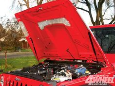 hot New Off Road Aftermarket Products hood Lift Photo 33057771