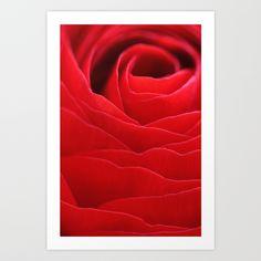 Rose Art Print by Falko Follert Art-FF77 - $14.56
