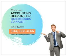Talk to our highly skilled QuickBooks certified professionals to get the solution for any of your query related to QuickBooks.