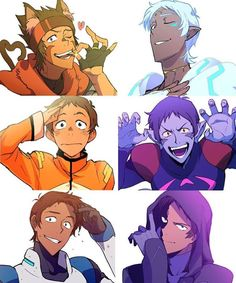Lance is gorgeous and deserves a happy fucking ending voltron last season is shit and im gonna create my own reality even if i have to collect the fucking infinity stones, i love him and want him to be happy and gay w Keef i know i sound angery i am Voltron Klance, Voltron Comics, Voltron Fanart, Form Voltron, Voltron Ships, Voltron Cosplay, South Park, Keith Lance, Altean Lance