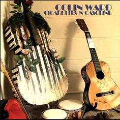 A CD from Colin Ward featuring a mix of Americana, blues and folk.    http://colinwardmusic.com/  $9.99