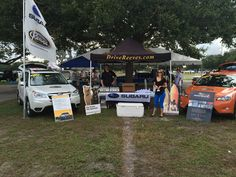 """Reeves Subaru is at the Animal Coalition of Tampa's 13th Annual Stride for Strays Tailgate Party for Pets today at Raymond James Stadium. Stop by and say hi to our team and be sure to check out our """"Dog Tested, Dog Approved"""" Subarus -one of the vehicles is the 2014 Forester- Motor Trend Magazine's 2014 SUV of the Year! Only the best for our families - that includes the furry members, too!"""