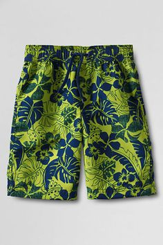 8857b3a0e Shop for quality Boys Swimwear from Lands' End. Find boys board shorts,  swim trunks, rash guards and more in sizes ranging from slim to husky.