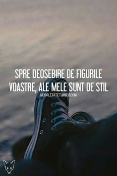 Sunt o figură... de stil True Quotes, Words Quotes, Qoutes, Funny Quotes, Sayings, Let Me Down, Sweet Words, Insta Story, Motto