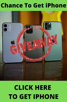 How to get a free iPhone 11 from apple? Get a free 11 . Get a free phone upgrade with this Right now you can enter for the chance to win an 11 ! Receive the brand new 11 upon sign-up! Check My Site for more info. New Iphone, Apple Iphone, Iphone Cases, Win Phone, Free Iphone Giveaway, Free Phones, Optical Image, How To Apply, How To Get