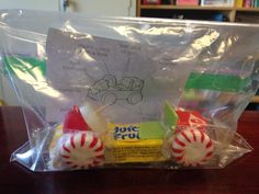 For the Love of Teaching: Assembly line - candy cars