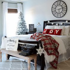 Updating Your Bedroom for Winter - Home Bunch - An Interior Design & Luxury Homes Blog