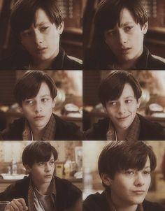Beautiful Boys, Pretty Boys, Beautiful People, Long To Short Hair, Short Hair Styles, Edward Furlong, Face Photo, Face Expressions, Hot Actors