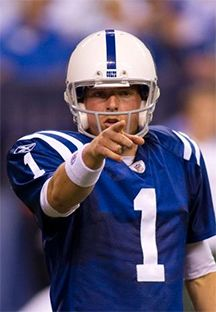 Pat McAfee - Indianapolis Colts. Heck of a punter, hilariously funny, and always giving back to others.