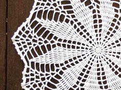 White Crochet Doily Vintage lacy doily #katrinshinesupplies #doily #crochet #crochetdoily #vintage #vintagecrochet #vintagedoily #home #decor #homedecor #etsy #handmade #white