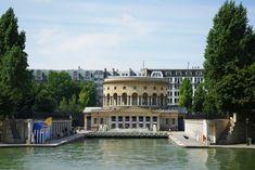 LEDOUX - Rotonde de la Villette (NEOCLASSIQUE : une des 54 barrières de Paris)