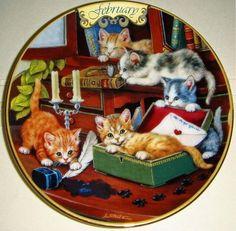 levkonoe: чуть не забыла котятный календарь от Jürgen Scholz