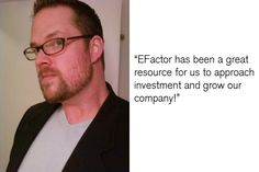 Tucknologies featured on EFactor an online  publication and portal for entrepreneurs and investors