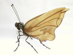 Vuing.com » Amazing Animal Sculptures Made Out Of Scrap Parts