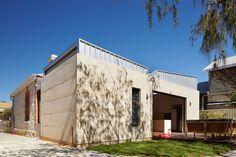 Fremantle Additions by Jonathan Lake Architects