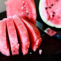 How to Slice Watermelon Like a Pro