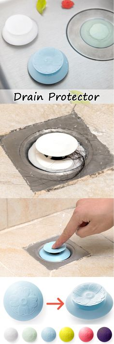 How To Clear Clogged Drains  Plumbing Drains Sink Drain And Sinks Classy Bathroom Drain Clogged Inspiration Design