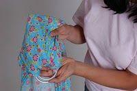 no-sew ring sling tutorial #babywearing #sling