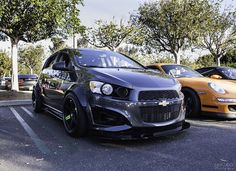 Sick little Chevy Sonic!!
