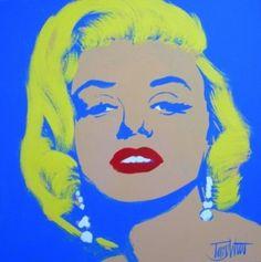 """Marilyn Monroe"" by Terry Wood"