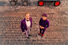 Wes Anderson's 'Grand Budapest Hotel' Is a Complex Caper - NYTimes.com