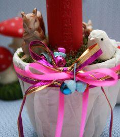 jul og fugl