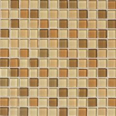 Desert Mirage Blend Glossy - Maracas Glass by daltile