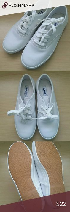 girls size 5 navy tennis shoes keds no lace