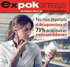 No nos importaría si desapareciera el 73% de las marcas: consumidores http://www.expoknews.com/2013/06/10/las-empresas-pueden-pero-no-quieren-dice-una-encuesta/