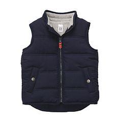 Carter's® Boys' 4-7 Puffy Vest