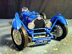 Bugatti Typ 59 1934 - 1:18