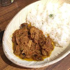 CAFE JIMAMA / hitotsubuさん(@cafejimama_hitotsubu) • Instagram写真と動画 Chicken Curry, Beef, Instagram, Food, Meat, Essen, Meals, Yemek, Eten