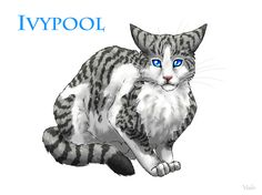 Ivypool from warriors