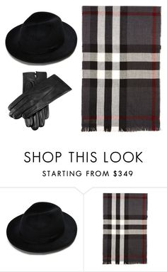"""men 17"" by gulvirabaeva on Polyvore featuring Burberry, Dents, men's fashion и menswear"