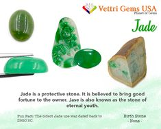 Jade is the symbol of protection, youth and good fortune. Vettri Gems USA is a colored stone and natural stone dealer and manufacture from Alexandrite-Zircon. As a member of ICA (International Colored Gemstones Association), we are proud of our high quality product and reliable service. Your satisfaction matters most. #gemstonesmeanings #naturalgems #naturalstones #vettrigemsusa #naturaljade Diy Crystals, Healing Crystals, Crystals And Gemstones, Natural Gemstones, Gemstones Meanings, Paparazzi Consultant, Paparazzi Jewelry, Gem S, Gemstone Colors