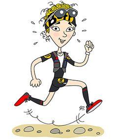 Núria Picas #custom #caricature #woman #female #mountain #runner #nuria #picas #caricatura #personalizada