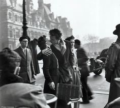 French photographer Robert Doisneau