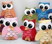 owl pillow box template - Google Search