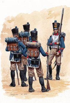blackpen shop - Line infantry, 1812 Pict_Nap_020