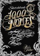 Bola sketchbook - 1000 Nomes