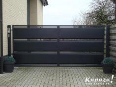 Metalen poorten en trapleuningen antwerpen