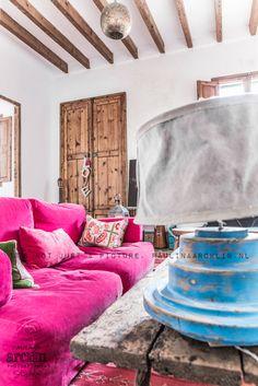 © Paulina Arcklin   ETHNIC VIBES   Home in Palma de Mallorca