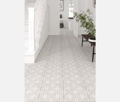 Mr Jones Cream Pattern Wall and Floor Tile - Tiles from Tile Mountain