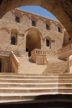 Deyrulzafaran Manastırı in Mardin, Mardin