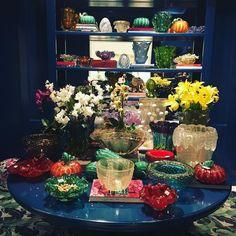 Tenha um domingo top Muranos e flores @taniabulhoes natureza cores flores vida!