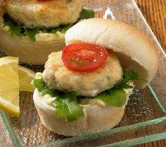 Thrifty Foods - Recipe - Halibut Cake Sliders