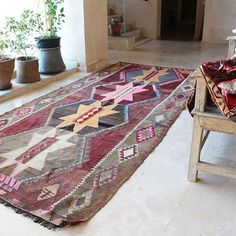 GIVEAWAY is a great thing but New Gorgeous Rugs must be better.  Uhmazing star motive kilim ANITA 5x11 feet / 157x342 cm AND OTHER NEW WONDERFUL RUGS JUST UP IN SHOP:)