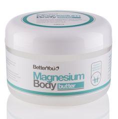 Magnezowe masło do ciała BetterYou | Sklep BIOSNA.PL™