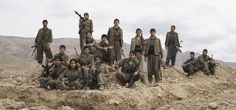 These Portraits Of Kurdistan's Guerrilla Fighters Show The Faces Of The Brutal Conflict | The Huffington Post